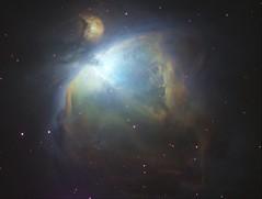 m42 SII/Ha/OIII (-mrh) Tags: nebula orion m42 t5 Astrometrydotnet:status=solved Astrometrydotnet:version=14400 itelescope Astrometrydotnet:id=alpha20130157905766