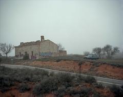 (Andrs Medina) Tags: film project river spain 6x7 2012 elrio andresmedina