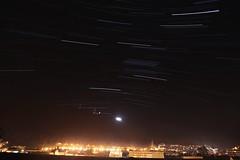 Stars (osamot) Tags: star romania brasov startrails