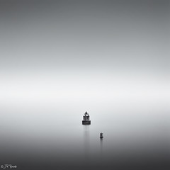 And I've Learned From Errors Made Early (JP Benante) Tags: longexposure winter bw lighthouse mist water rain weather fog square maryland lee minimalism buoy patience chesapeakebay shoal sep2 sandypointstatepark 24105l whispersinthedark 5dii bigstopper mumfordlyrics jpbenante