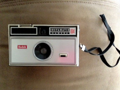 Vintage Kodak Instamatic Camera