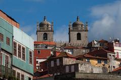 434  ~ a S Catedral do Porto (Teresa Teixeira) Tags: cathedral catedral s porto teresateixeira berodoporto