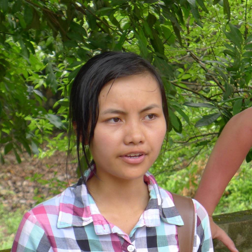 ... Our beautiful tour guide, Le Dai Hanh Temple, Vietnam ... - 8446521278_2dc8eb7e9b_b