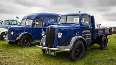 IMG_2693_West Oxon Steam & Vintage Show 2016 (GRAHAM CHRIMES) Tags: westoxonsteamvintageshow2016 westoxonrally2016 westoxonrally vintageshow westoxon rally steamrally steamfair showground steamengine show steamenginerally steam traction transport tractionengine tractionenginerally heritage historic vintage vehicle vehicles classic photography photos preservation wwwheritagephotoscouk oxfordshire witney westoxonsteam bedford ktype van 1952 mad952 morris commercial lc3 dropside lorry 1947 je9366