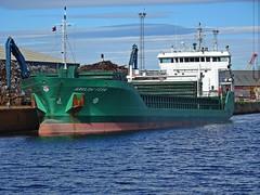 Fern (Bricheno) Tags: bricheno arklow renfrew schottland szkocja scotland scozia escocia esccia cosse scoia    river clyde riverclyde ship govan kgv dock kinggeorgev fern
