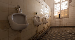 eye_level (CONTROTONO) Tags: controtono abandoned urbex urbanexploration urban exploration decay photoshop hdr pro photomatixpro panorama panoramaview pano stitch stitching view piss pissoir yellow stained explored exploring exposure explorer exposed derelict deviate decaying dereliction wideangle forgotten male men room water bathing bathroom bulge disused flashing foreskin freeballing genital genitalia man meat naked nakedman nude nudity wet virile sexy shower decayed