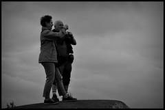 Somewhere on my way @ Sweden - 2016/06/23 (Geert Haelterman) Tags: geert haelterman streetphotography straatfotografie photographiederue photoderue fotografadecalle fotografiadistrada strassenfotografie candid streetshot monochrome black white blackandwhite zwart wit sweden zweden svenska nikon d90