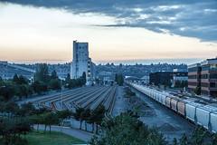 Railroad (WalrusTexas) Tags: seattle railroad landscape anthropocene sky