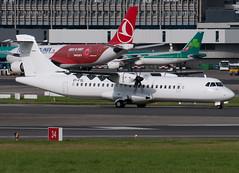 EI-FSL ATR-72-600 (Irish251) Tags: eifsl at76 atr72 atr72600 stobart air dub eidw dublin airport ireland white