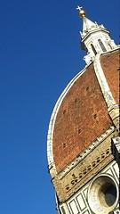 Arte in Blu (archidream) Tags: cupola brunelleschi filippobrunelleschi duomo santamariadelfiore firenze florence architettura rinascimento costruttori mattoni toscana