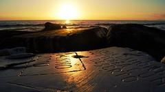 Anno 2010 (BarbaraBonanno BNNRRB) Tags: write written scritta scoglieradellamore scogliera marinadimassa massacarrara mare dellamore