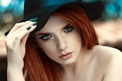 Yasmine...(2016) (Ynot-Photographe) Tags: portrait fujifilm french girl women xt1 56mm outside outdoor color coulor new beauty topface face bestportraitsaoi