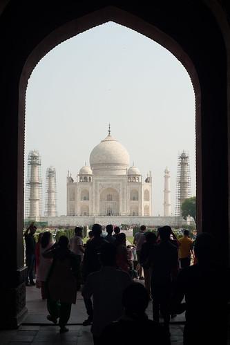 Agra 2016 - Taj Mahal - DSC07562.jpg