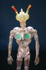 Invader J (Takara 1970's) (Donald Deveau) Tags: invaderj henshincyborg takara sciencefiction japanesetoy kaiju alien actionfigure vintagetoy