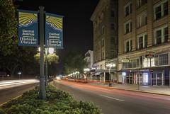 800_8006 Hot Springs (snolic...linda) Tags: arkansas 501 hotsprings night downtown traffic