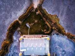 Saltair III (k.pat) Tags: saltair utah iii 3 three aerial photo photography drone dronestagram dji phantom birdseye great salt lake dronelife abstracting aerials