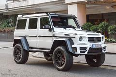 London is a Jungle (Beyond Speed) Tags: mansory mercedes g500 4x4 supercar supercars automotive automobili nikon v8 tuning london knightsbridge white
