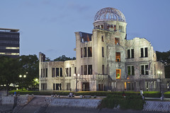 Atomic bomb dome (spiraldelight) Tags: ef24105mmf4lisusm eos5dmkii hiroshima  atomic bomb dome