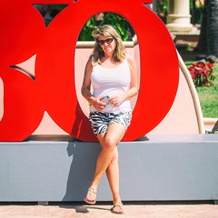 O (Thomas Hawk) Tags: baja bajacalifornia cabo cabosanlucas julia juliapeterson loscabos mexico robertindiana mrsth sculpture sexy spouse vacation wife fav10 fav25 fav50