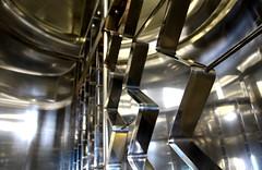 ZIGZAG (Poekie) Tags: zigzag shapes metal shiny brewery brewerykleinduimpje hillegom