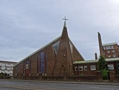 Blessed John Duns Scotus (Bricheno) Tags: glasgow chapel catholic church gorbals blessedjohndunsscotus archdioceseofglasgow scotland escocia schottland cosse scozia esccia szkocja scoia    bricheno