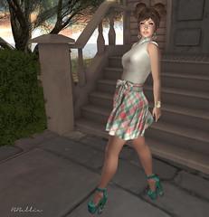 ready for the weekend! (Babi Bellic) Tags: secondlife sl babigiobellic beauty blog portrait people passion on9 designercircle virtual avatar overlowposes