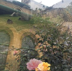 (Hannah Cooper.) Tags: inspiration edit architecture beauty roses spirituality faith christianity church religion overlay