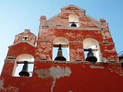 Iglesia de la Merced - Potos (magellano) Tags: iglesiadelamerced potos bolivia iglesia chiesa church campana bell facciata facade architettura architecture