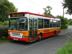 Pretty little Dart. (Renown) Tags: bus singledecker midi dennis transbus dart plaxton minipointer mpd stanways rodeheath cheshire jig8878 x513wrg