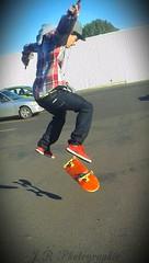 Skateboard (jooe2426@gmail.com) Tags: skate skateboard gaspesie summer ete