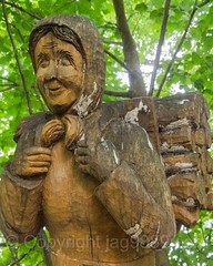 Holzerfraueli Wood Sculpture, Emmen, Lucerne, Switzerland (jag9889) Tags: sculpture jag9889 woodchopper woman reuss 20160727 wood publicart centralswitzerland switzerland emmen outdoor 2016 europe igemmenimwald cantonlucerne alpine art artist ch carver figurenweg forest foresttrail helvetia holz holzskulpturenweg innerschweiz interessengemeinschaft kantonluzern lu landscape lucerne luzern reussuferweg riverbank schnitzer schweiz skulptur skulpturenweg streetart suisse suiza suizra svizzera swiss woodcarver zentralschweiz