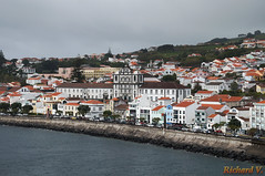 Horta (Aores, Portugal) - 3189 (rivai56) Tags: escale de croisires portugal horta aores ms ryndam compagnie holland america