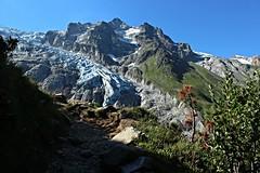 glacier du Trient (bulbocode909) Tags: valais suisse trient glaciers glacierdutrient montagnes nature bergeries paysages nuages vert bleu forts