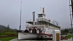 DSC09284 (2) Keno (Allen Woosley) Tags: keno dawson city yukon river territory restoration preservation stern wheeler steam ship