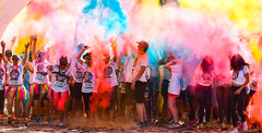 Color Run, Lausanne 2016 (www.nathalie-chatelain-images.ch) Tags: suisse switzerland lausanne colorrun2016 couleurs colors fun happy course 5km poudre powder nikon