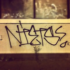 NIETS (billy craven) Tags: chicago graffiti niet taf icr uploaded:by=instagram
