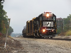 NS BO5 (codeeightythree) Tags: beach ex long ns michigan norfolk indiana line southern amtrak conrail gp402 bo5 geeps