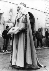 Narni, corsa all'anello (N.Yacashi) Tags: bw yashica umbria narni corsaallanello cartabaritata
