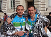 Well done Lads (Mr Grimesdale) Tags: marathon stevewallace mrgrimesdale merseymarathon merseymarathon2012