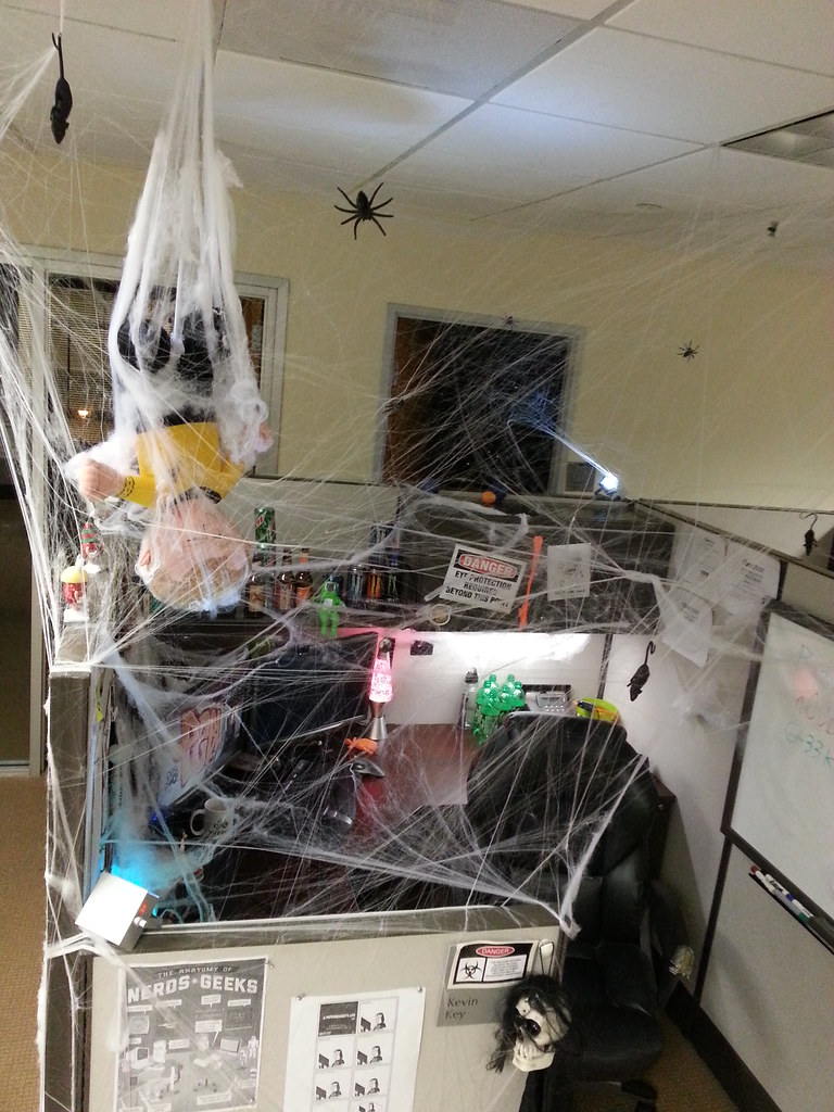 The World S Best Photos Of Cubicle And Halloween Flickr