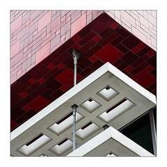 FH121013-Amersfoort-118f (Frank Hoogeboom) Tags: abstract holland colour netherlands dutch architecture modern amersfoort blinkagain