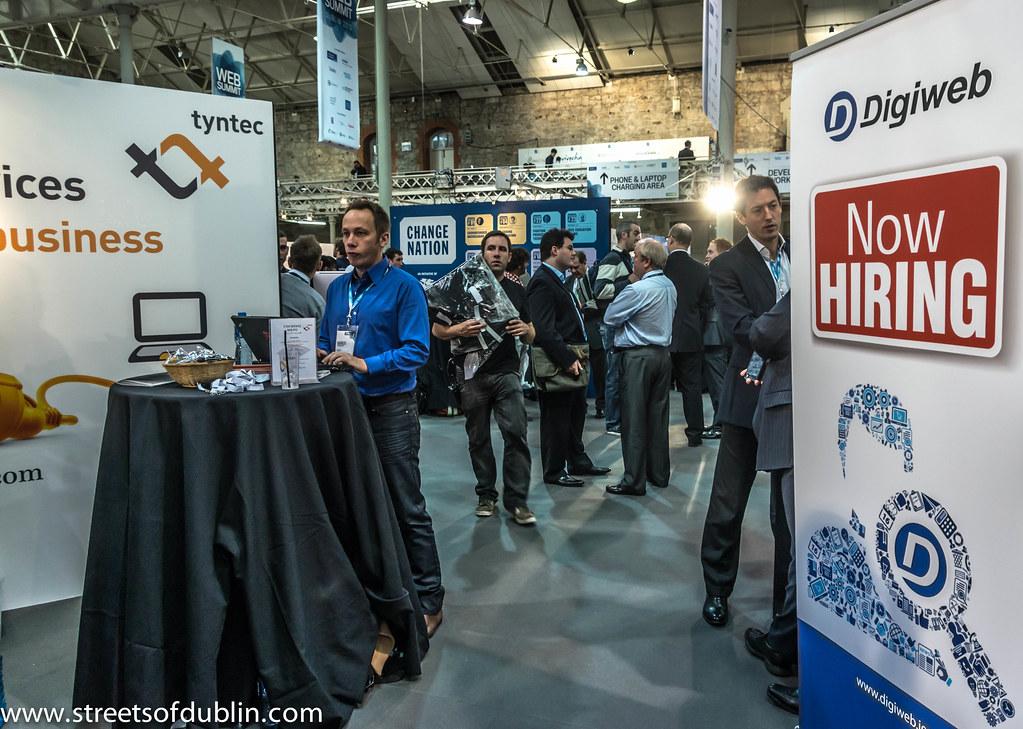 Now Hiring: Web Summit 2012 In Dublin (Ireland)