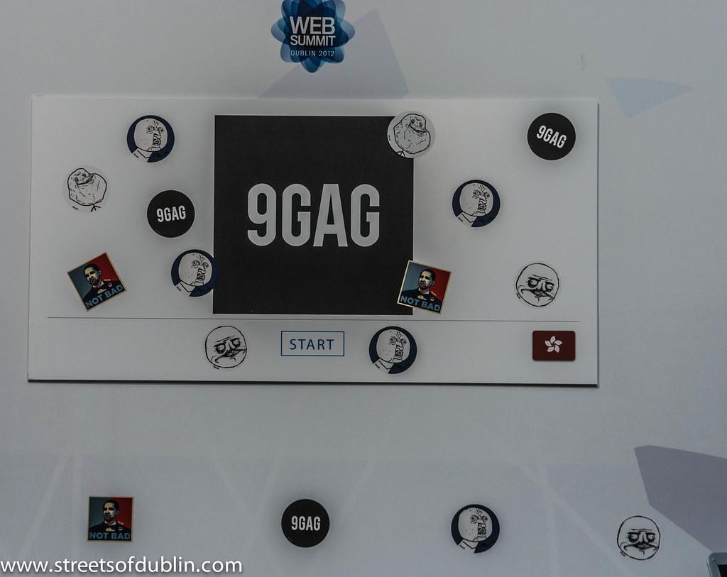 Missed Opportunities: Web Summit 2012 In Dublin (Ireland)