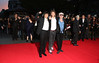 Ronnie Wood, Mick Jagger, Keith Richards 56th BFI London Film Festival - 'The Rolling Stones: Crossfire Hurricane' - Gala Screening - Arrivals London, England