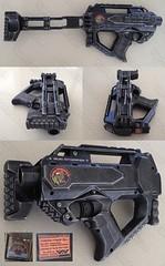 bugstomper-aliens-blaster-by-nerfenstein (Nerfenstein) Tags: mod gun aliens nerf weyland rayven weylandyutani nerfmod bugstomper