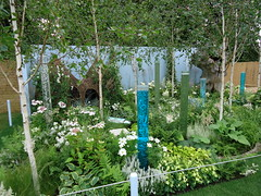 RHS Hampton Court - Garden (apollocreative) Tags: garden sensory bubbletubes