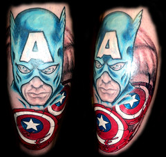 """Captain America • <a style=""""font-size:0.8em;"""" href=""""http://www.flickr.com/photos/75536936@N03/8105728143/"""" target=""""_blank"""">View on Flickr</a>"""