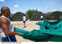 Base Aérea de Desdobramento de meios de Cáceres (Força Aérea Brasileira - Página Oficial) Tags: brazil df bra brasilia forçaaéreabrasileira cecomsaer fotosilvalopes operaçãoágata fac105 luizalbertodasilvalopes forçaaéreacomponente105 ágata6