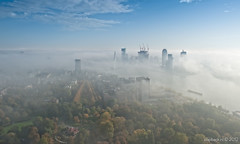 New video update! Euromist... / Rotterdam / Euromast (zzapback) Tags: world city urban panorama mist holland window netherlands dutch misty clouds photography 50mm haze rotterdam nikon europe fotografie view f14 altitude nederland wolken meter uitzicht hazy stad 010 euromast 185 zuidholland ruit rotjeknor hoog spacetower hoogte euroscoop d700 zzapback zzapbacknl stayawakeenjoyyourday