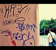 Yeah! (PattyK.) Tags: autumn urban streetart fall wall photography skull nikon october europa europe yeah citylife streetphotography hellas graffity urbanart greece grecia balkans griechenland whereilive europeanunion myphotos grece 2012 mycity urbanlife ellada ioannina giannina pinkwall myeverydaylife giannena epirus beautifulcity amateurphotographer ελλάδα ipiros πόλη γκράφιτι girlphotographer φθινόπωρο φωτογραφία lovelycity ιωάννινα γιάννενα jannina jannena ελλάσ ήπειροσ τοίχοσ βαλκάνια γιάννινα οκτώβριοσ γκράφιτυ τέχνηδρόμου όμορφηπόλη nikond3100 ηπόλημου